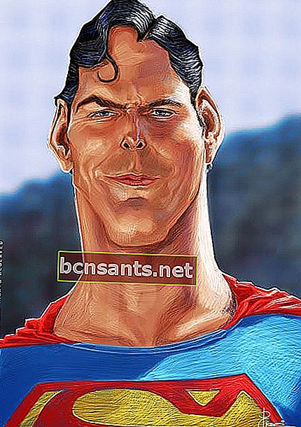 Christopher Reeve come Superman