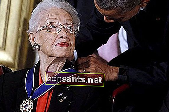 Anugerah Katherine Johnson